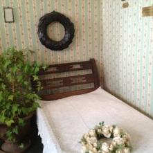 Chambre dans laquelle Annette von Droste-Hülshoff est décédée